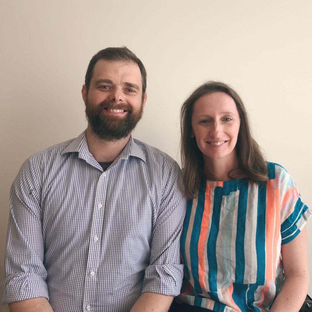 Nick and Kysha Davies